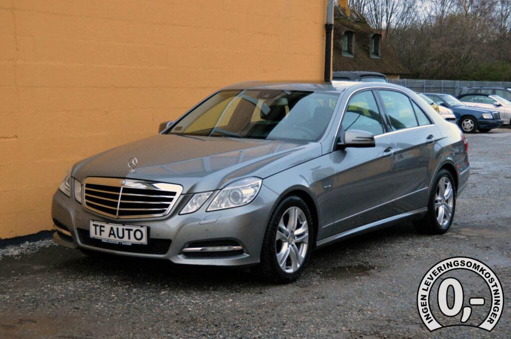Mercedes E300 3.0 CDi Avantgarde aut. BE 4d