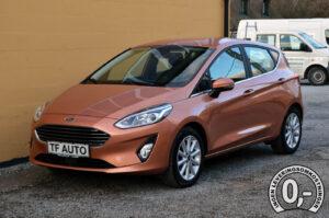 Ford Fiesta 1.0 EcoBoost Titanium B&O Play 5d