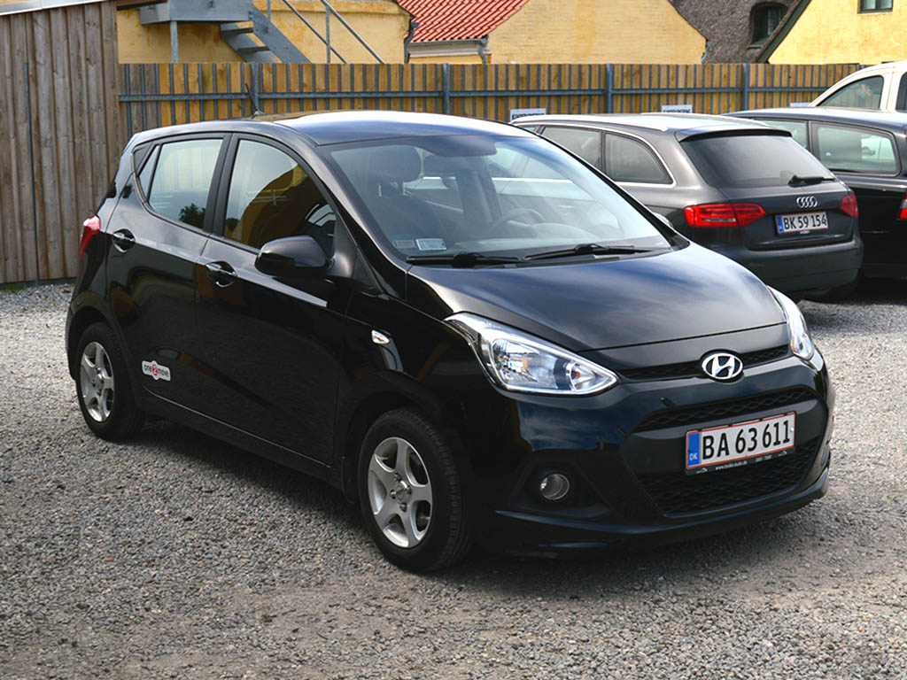 One2move Biludlejning Dragør Hyundai i10